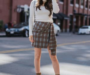 girl, blogger, and outfit image