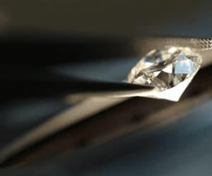 diamond, fashion, and gif image