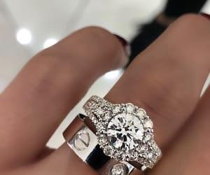 cartier, diamonds, and jewelry image
