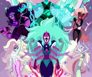 opal, garnet, and fusions image