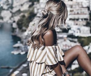 blogger, sea, and capri image