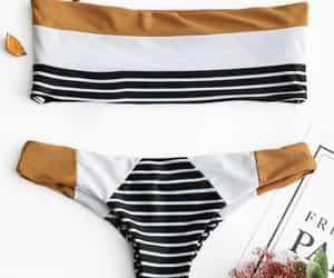 bathing suits, fashion, and swimsuit image