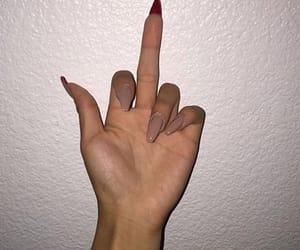 nails and mood image