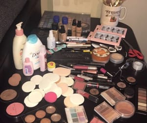 barbie, makeup, and photo shoot image