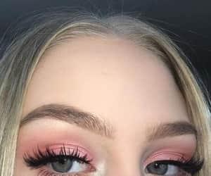 girl and goals makeup image