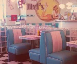 aesthetic, depressing, and diner image