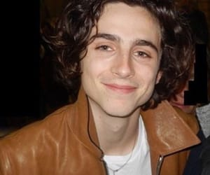 timothee chalamet, cutie, and call me by your name image