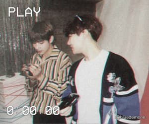 bts, jhope, and taehyung image
