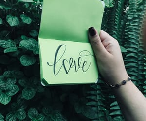 lettering, love, and write image