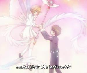 anime, magic girl, and li syaoran image