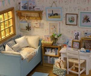 diorama, dollhouse, and miniature image