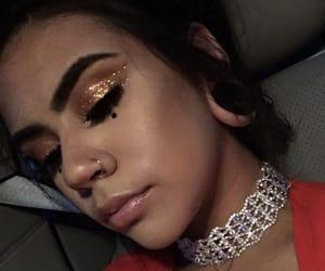 diamonds, eyes, and yulema ramirez image