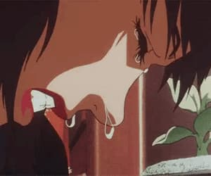 anime, gif, and perfect blue image