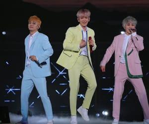 Chen, xiumin, and baekhyun image
