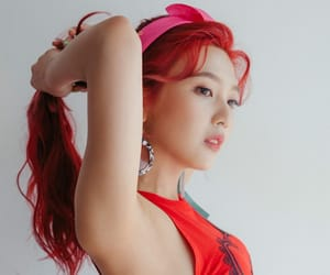 girls, k-pop, and wendy image