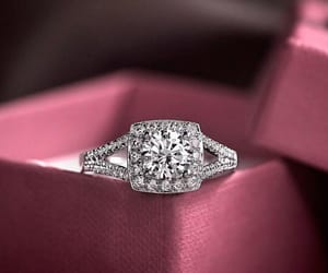 diamond, jewellery, and ring image