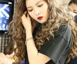 asian girl, girl, and kpop image