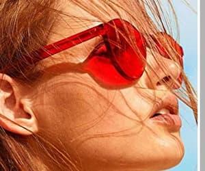 fashion, sunglass, and sunglass for woman image