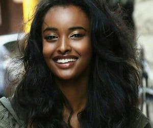 beautiful, beauty, and dark skin image