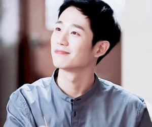 gif, while you were sleeping, and jung hae in image