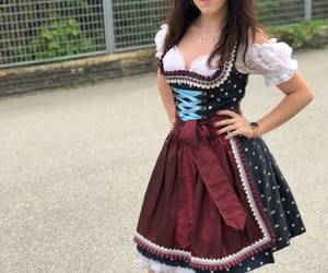 austria, dirndl, and fashion image