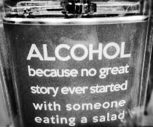 alcohol, story, and quotes image