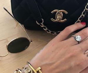 cartier, chanel, and fashion image