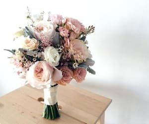 bouquet, wedding, and wedding bouquet image