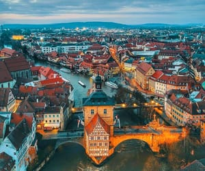 city, europe, and travel image