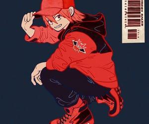 anime, anime boy, and boku no hero academia image