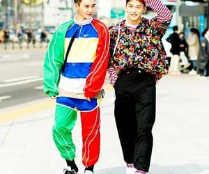 dancer, yg, and kwon twins image