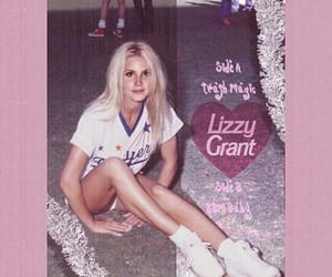 pink, lana del rey, and lizzy grant image