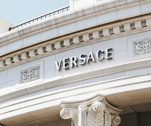 Versace, fashion, and luxury image