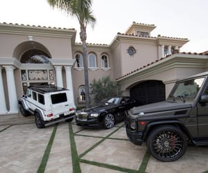 car, luxury, and home image
