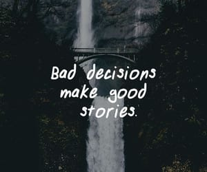 story, quotes, and decisions image