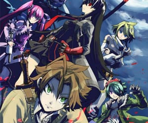 anime, night raid, and akame ga kill image