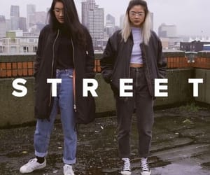 fashion, grunge, and street image