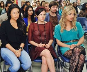 emily, hanna, and outfit image