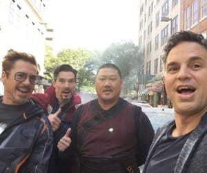 Marvel, doctor strange, and infinity war image