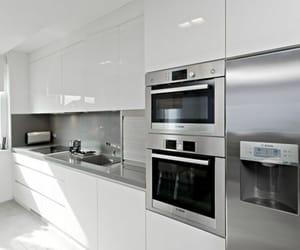 aluminium, Blanc, and décoration image