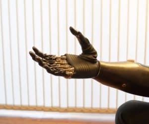 arm, shiro, and mechanic image