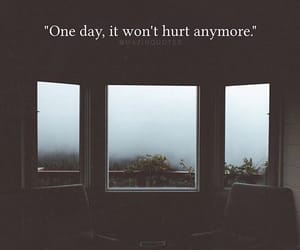 quotes, hurt, and one day image
