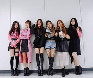 kpop, (g)i-dle, and idle image