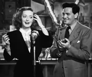 Bette Davis, gif, and hollywood canteen image