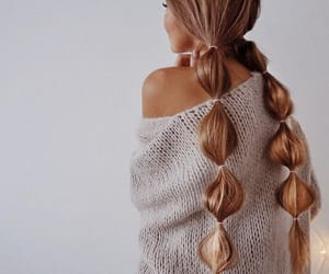 beauty, style, and hairstyle ideas image
