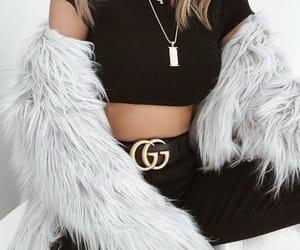 fashion, gucci, and black image