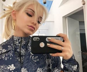 dove cameron, blonde, and girl image