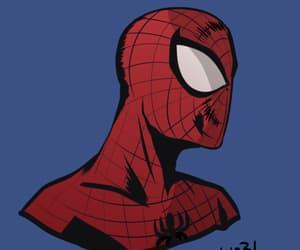 fanart, Marvel, and spiderman image