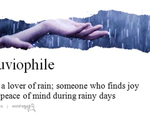 article, sun, and pluviophile image