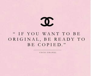 quotes, chanel, and coco chanel image